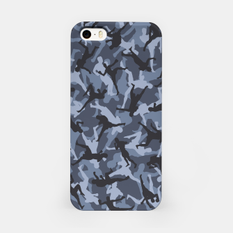 Thumbnail image of MMA Camo URBAN WARRIOR iPhone Case, Live Heroes