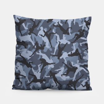 Thumbnail image of MMA Camo URBAN WARRIOR Pillow, Live Heroes