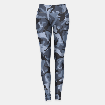 Thumbnail image of MMA Camo URBAN WARRIOR Leggings, Live Heroes