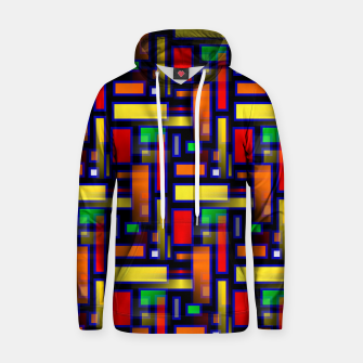 Thumbnail image of Color Merge Hoodie, Live Heroes