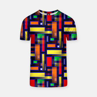 Thumbnail image of Color Merge T-shirt, Live Heroes
