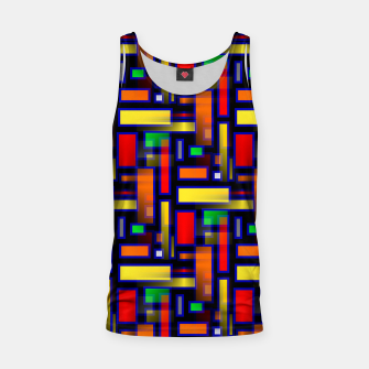 Thumbnail image of Color Merge Tank Top, Live Heroes