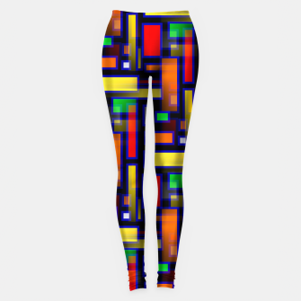 Thumbnail image of Color Merge Leggings, Live Heroes