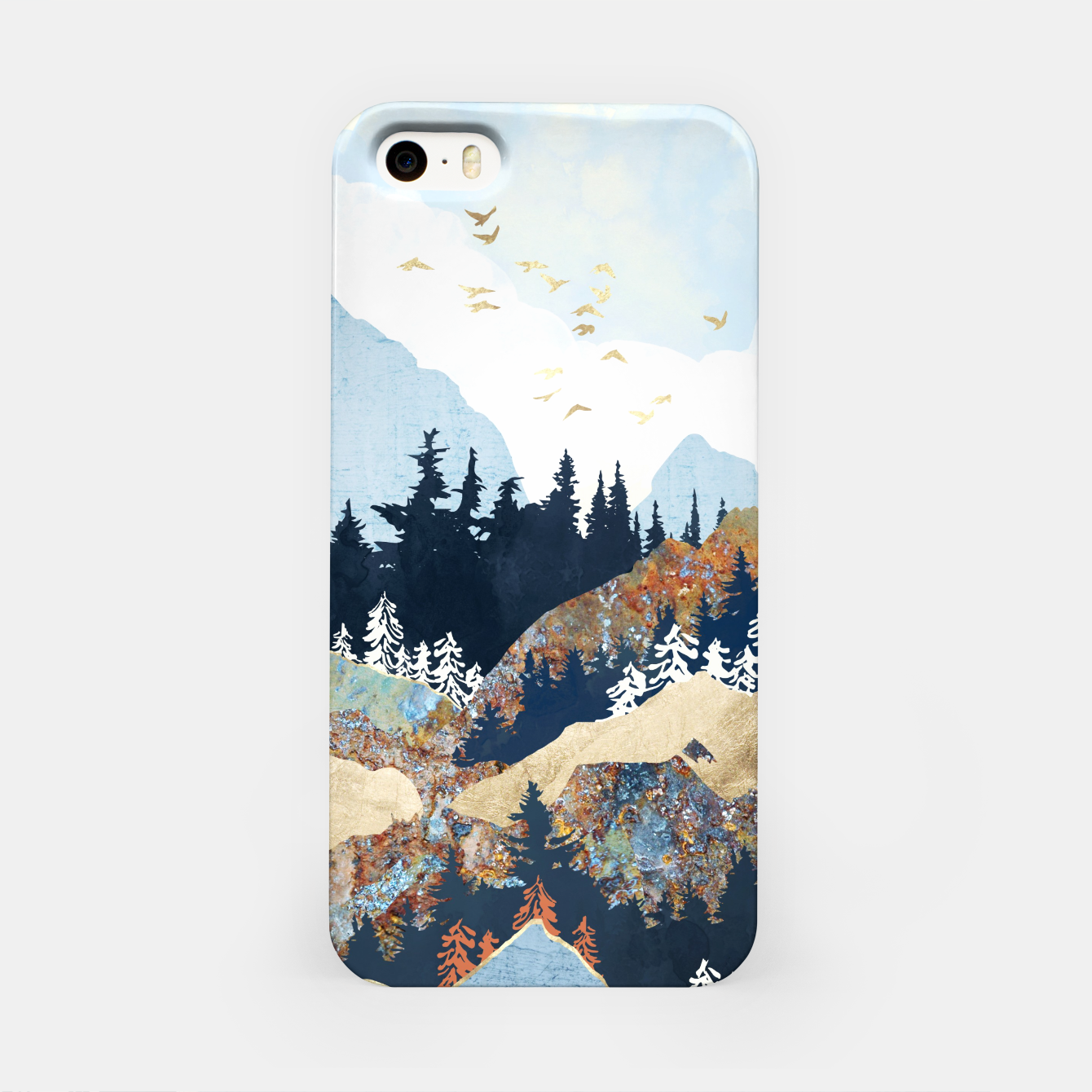 Image of Spring Flight iPhone Case - Live Heroes