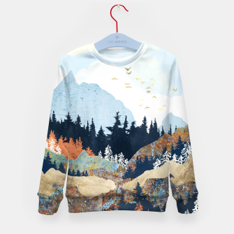 Thumbnail image of Spring Flight Kid's sweater, Live Heroes