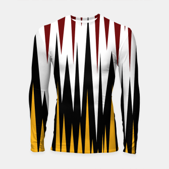 Thumbnail image of On The Edge Longsleeve rashguard , Live Heroes
