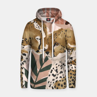 Thumbnail image of Cheetahs in love  Sudadera con capucha, Live Heroes