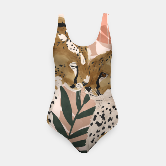 Thumbnail image of Cheetahs in love  Traje de baño, Live Heroes