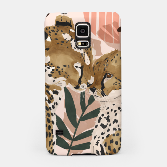 Thumbnail image of Cheetahs in love  Carcasa por Samsung, Live Heroes
