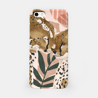Thumbnail image of Cheetahs in love  Carcasa por Iphone, Live Heroes