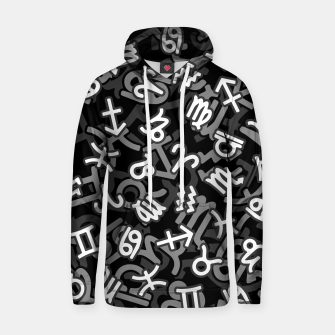 Astrology Zodiac Star Signs Camo Hoodie thumbnail image