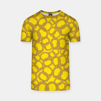 Thumbnail image of Pretzels With Mustard T-shirt, Live Heroes