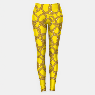 Thumbnail image of Pretzels With Mustard Leggings, Live Heroes