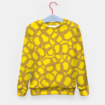 Thumbnail image of Pretzels With Mustard Kid's sweater, Live Heroes