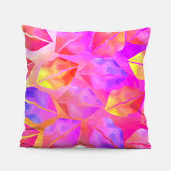 Miniatur Passionate Kisses Pillow, Live Heroes