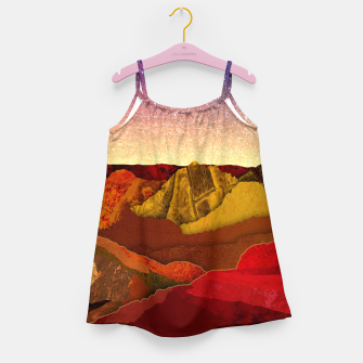 Thumbnail image of One canyon Girl's dress, Live Heroes