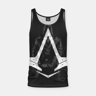 Thumbnail image of assassin Tank Top, Live Heroes