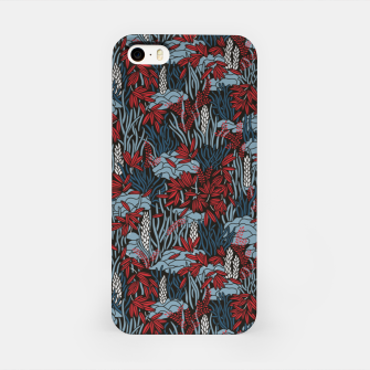 Thumbnail image of Crimson tropical lush iPhone Case, Live Heroes