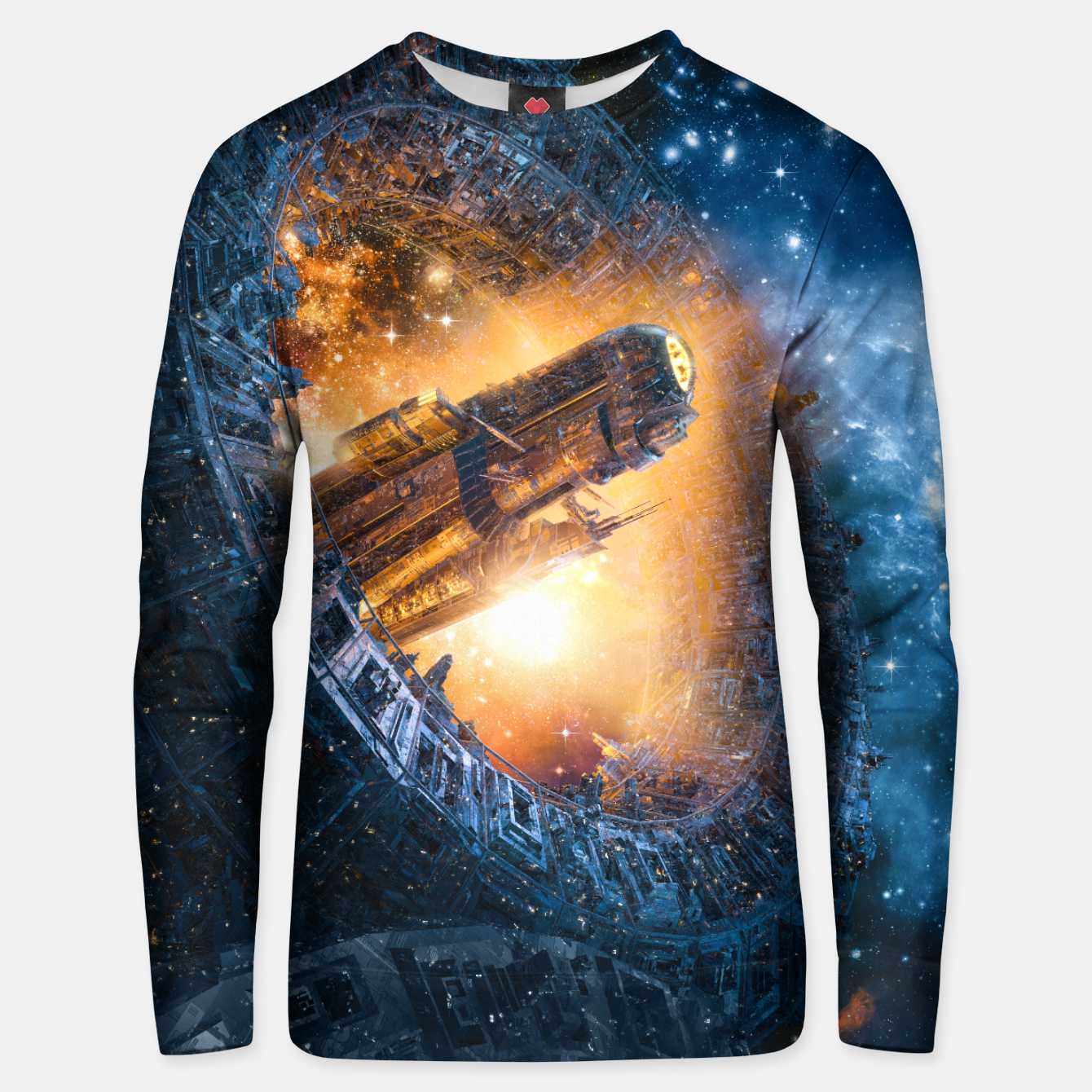Image of The Voyage Begins Unisex sweater - Live Heroes