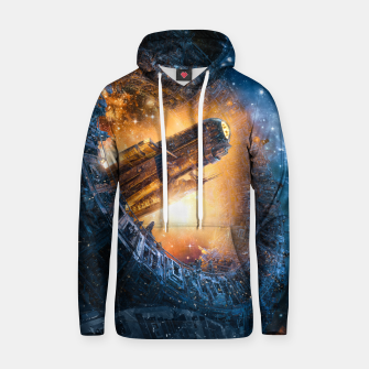Thumbnail image of The Voyage Begins Hoodie, Live Heroes