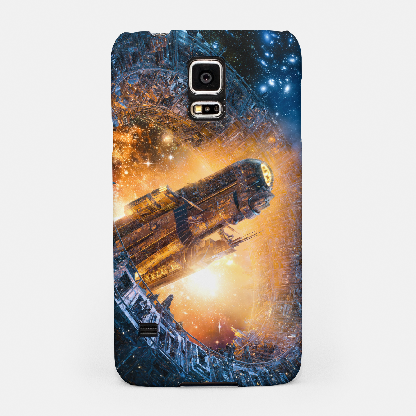 Image of The Voyage Begins Samsung Case - Live Heroes