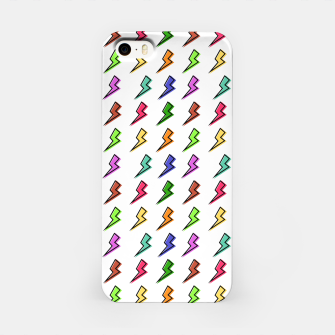 Thumbnail image of Lightning Bolt  iPhone Case, Live Heroes