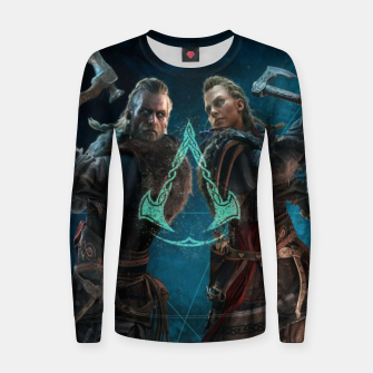 Thumbnail image of Assassin creed  Bluza damska, Live Heroes
