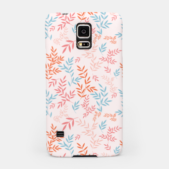 Thumbnail image of Fall Floral Pattern Samsung Case, Live Heroes
