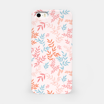 Thumbnail image of Fall Floral Pattern iPhone Case, Live Heroes