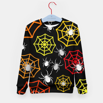 Miniature de image de Creepy Crawlers Kid's sweater, Live Heroes