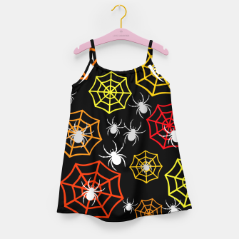 Miniature de image de Creepy Crawlers Girl's dress, Live Heroes