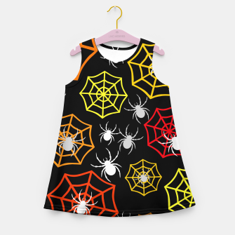 Miniature de image de Creepy Crawlers Girl's summer dress, Live Heroes