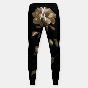 Thumbnail image of Beauty Dark Rose Poster Sweatpants, Live Heroes