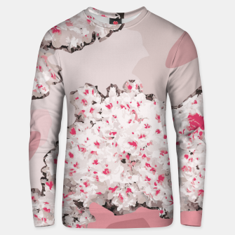 Thumbnail image of Pink Spring Unisex sweater, Live Heroes