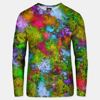 Thumbnail image of Above the tree canopy Unisex sweater, Live Heroes