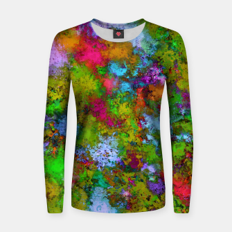 Thumbnail image of Above the tree canopy Women sweater, Live Heroes