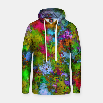 Thumbnail image of Above the tree canopy Hoodie, Live Heroes