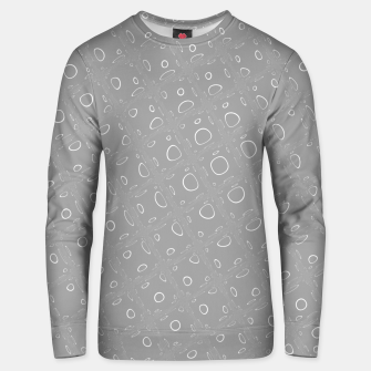 Thumbnail image of Moody Gray Unisex sweater, Live Heroes