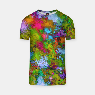 Thumbnail image of Above the tree canopy T-shirt, Live Heroes