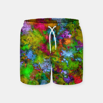 Thumbnail image of Above the tree canopy Swim Shorts, Live Heroes
