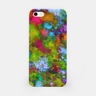 Thumbnail image of Above the tree canopy iPhone Case, Live Heroes