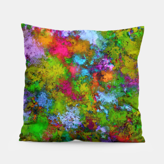Thumbnail image of Above the tree canopy Pillow, Live Heroes