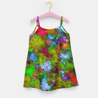 Thumbnail image of Above the tree canopy Girl's dress, Live Heroes
