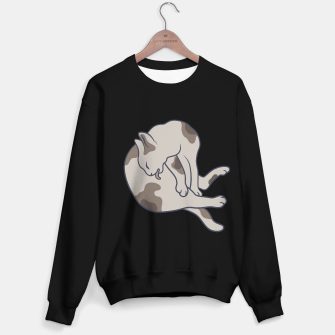 Miniature de image de Keep it clean – this is all the cat mean (pose 3) Sweater regular, Live Heroes
