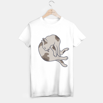 Miniature de image de Keep it clean – this is all the cat mean (pose 3) T-shirt regular, Live Heroes
