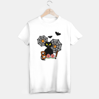 Miniatur Happy Whimsical Halloween T-shirt regular, Live Heroes