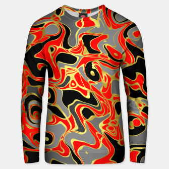 Miniatur Abstract Journey Unisex sweater, Live Heroes