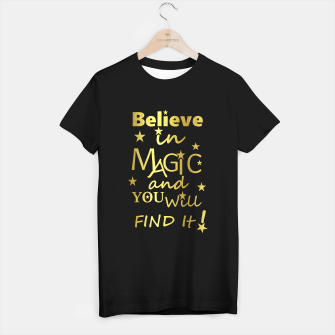 Thumbnail image of Magic T-shirt regular, Live Heroes