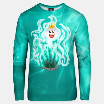 Thumbnail image of Boo's Campfire Unisex sweater, Live Heroes