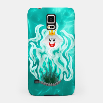 Thumbnail image of Boo's Campfire Samsung Case, Live Heroes
